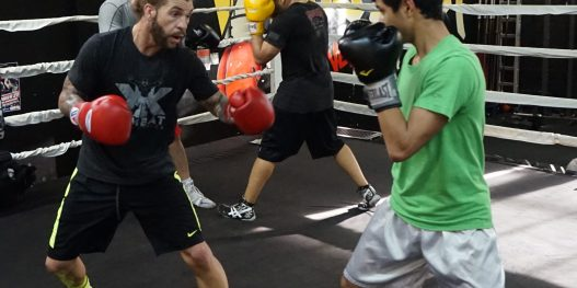 Boxing Class Pic