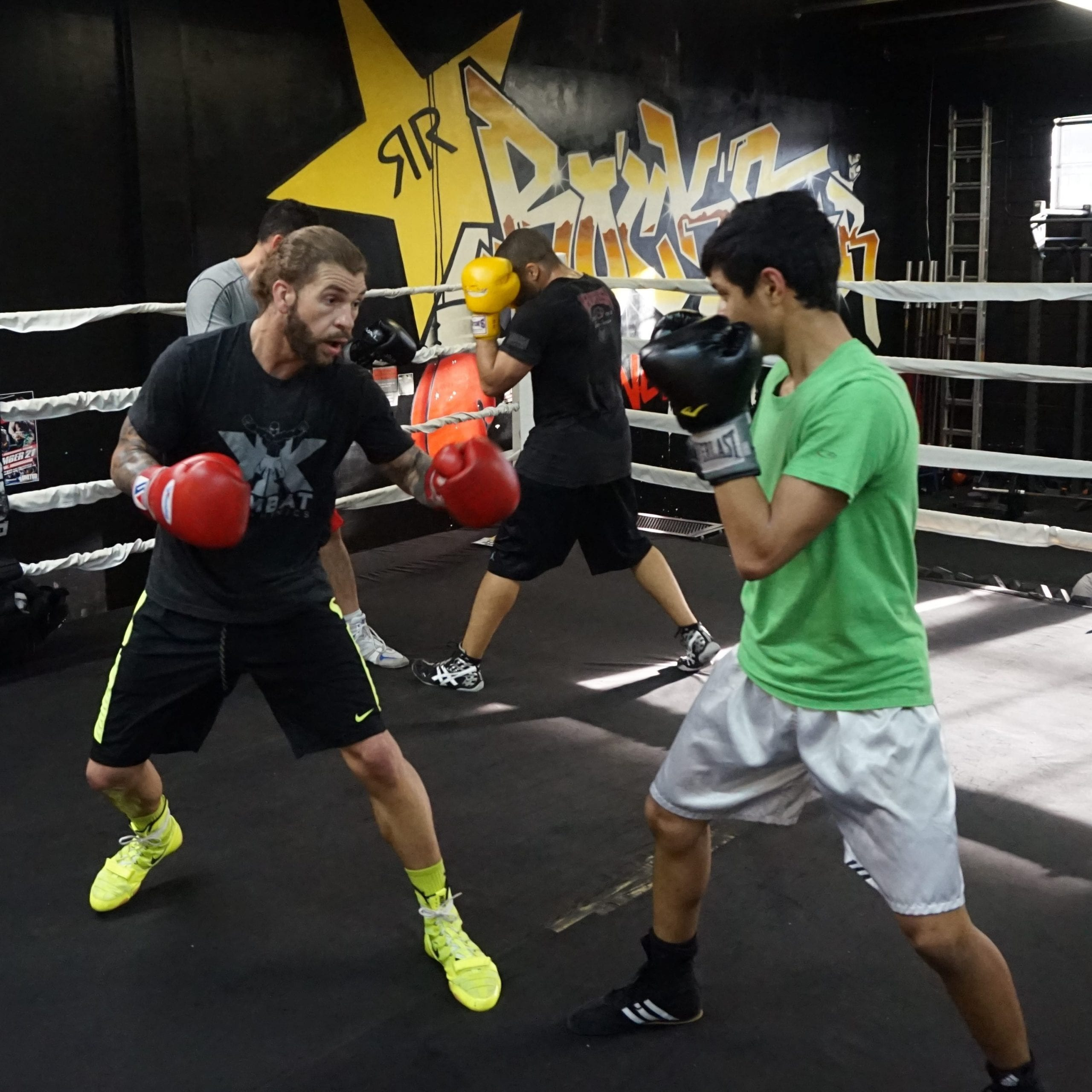 Boxing Classes  Training Boxing Gym Toronto  North York-3965