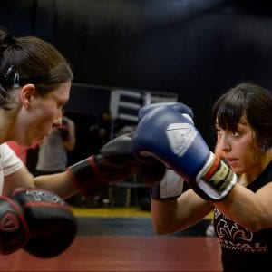 Ladies Boxing Classes
