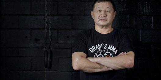 Almaz MMA Boxing Pro Training Coach