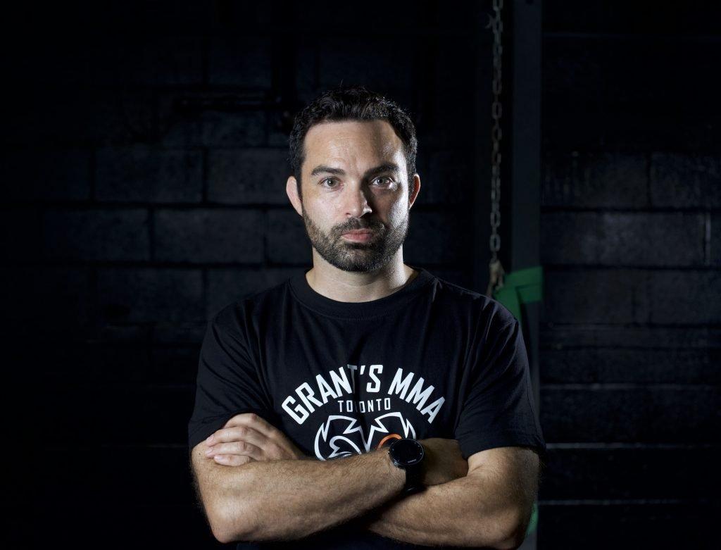 Greg Murphy Brazilian Jiu Jitsu Instructor toronto