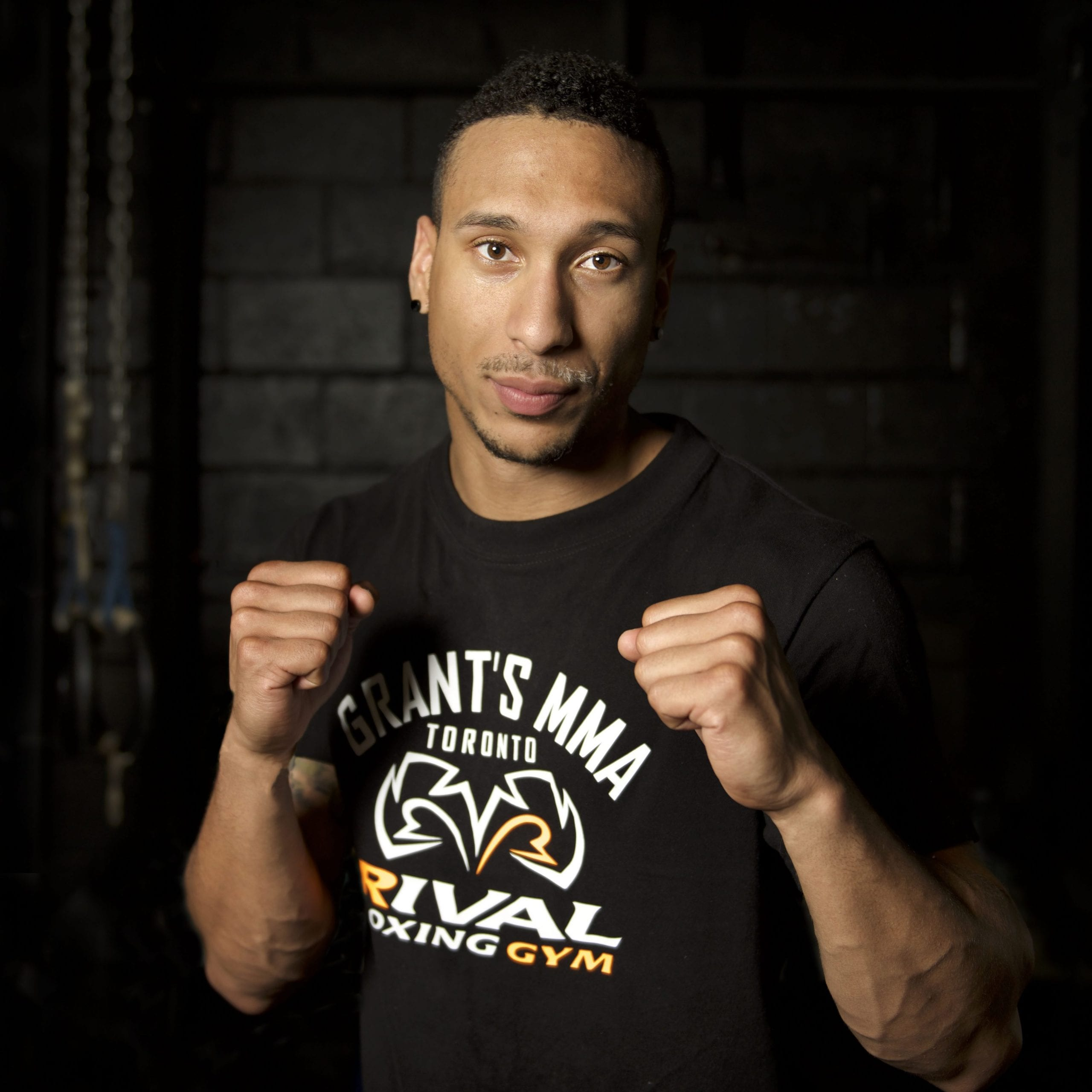 Jayden Pieterson Muay Thai Boxing Instructor Toronto