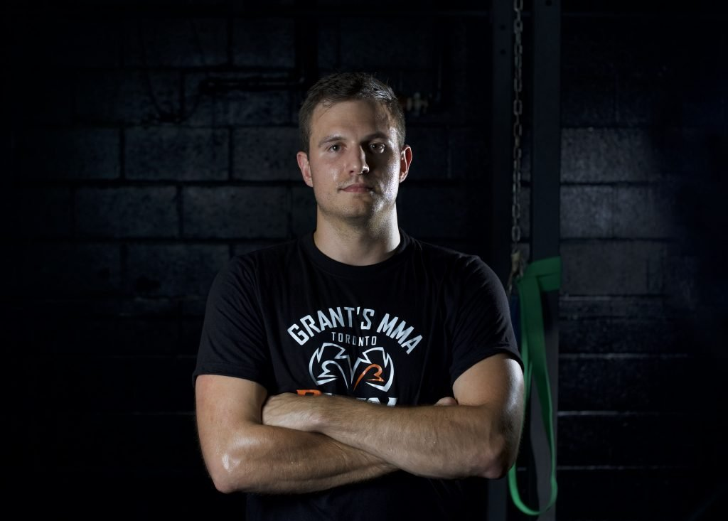 Taylor Vincent Alton Muay Thai Instructor toronto