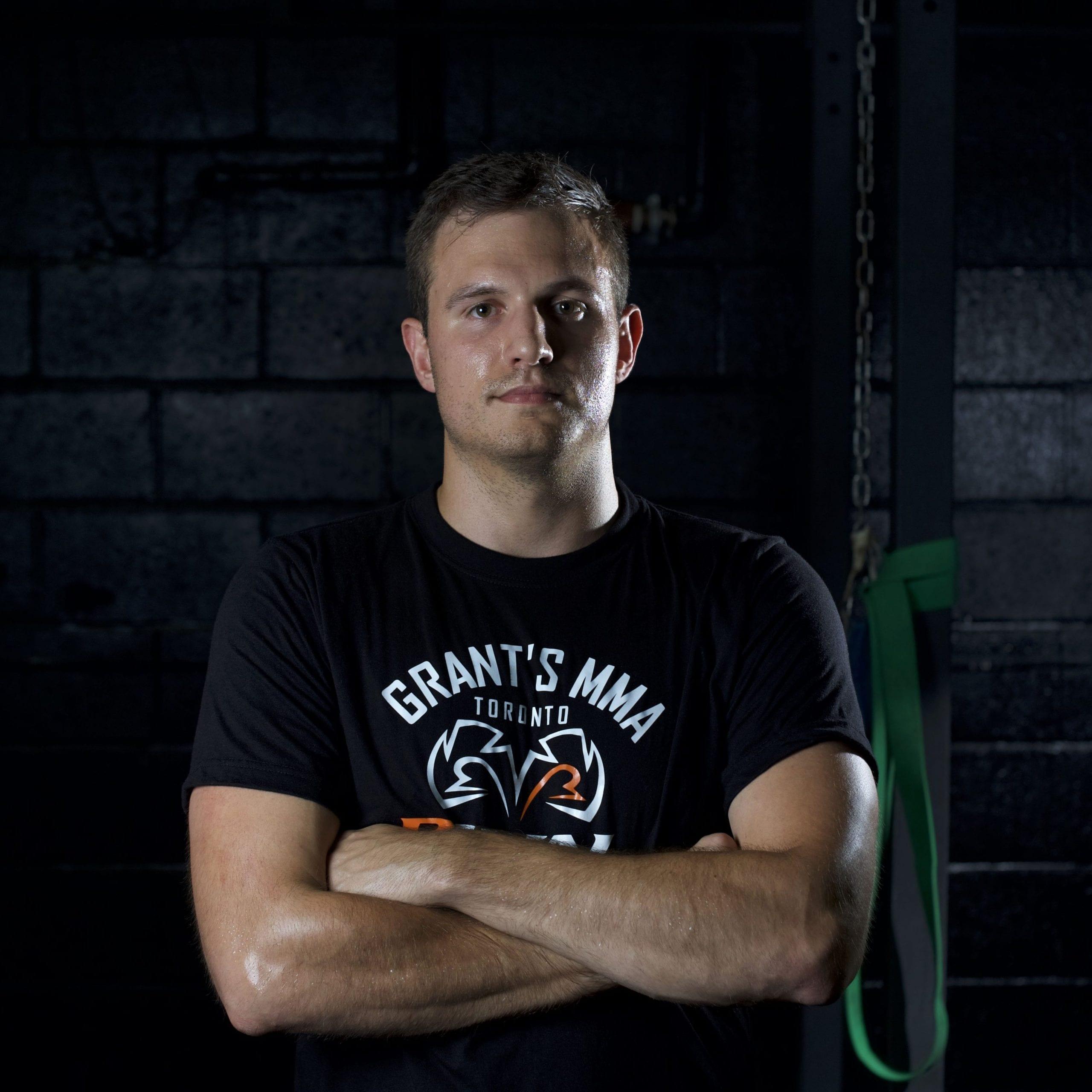 Taylor Vincent Alton Muay Thai Instructor toronto