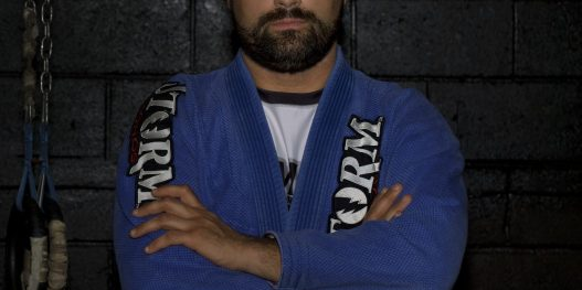 Domenic Passero Brazilian Jiu Jitsu Instructor Toronto