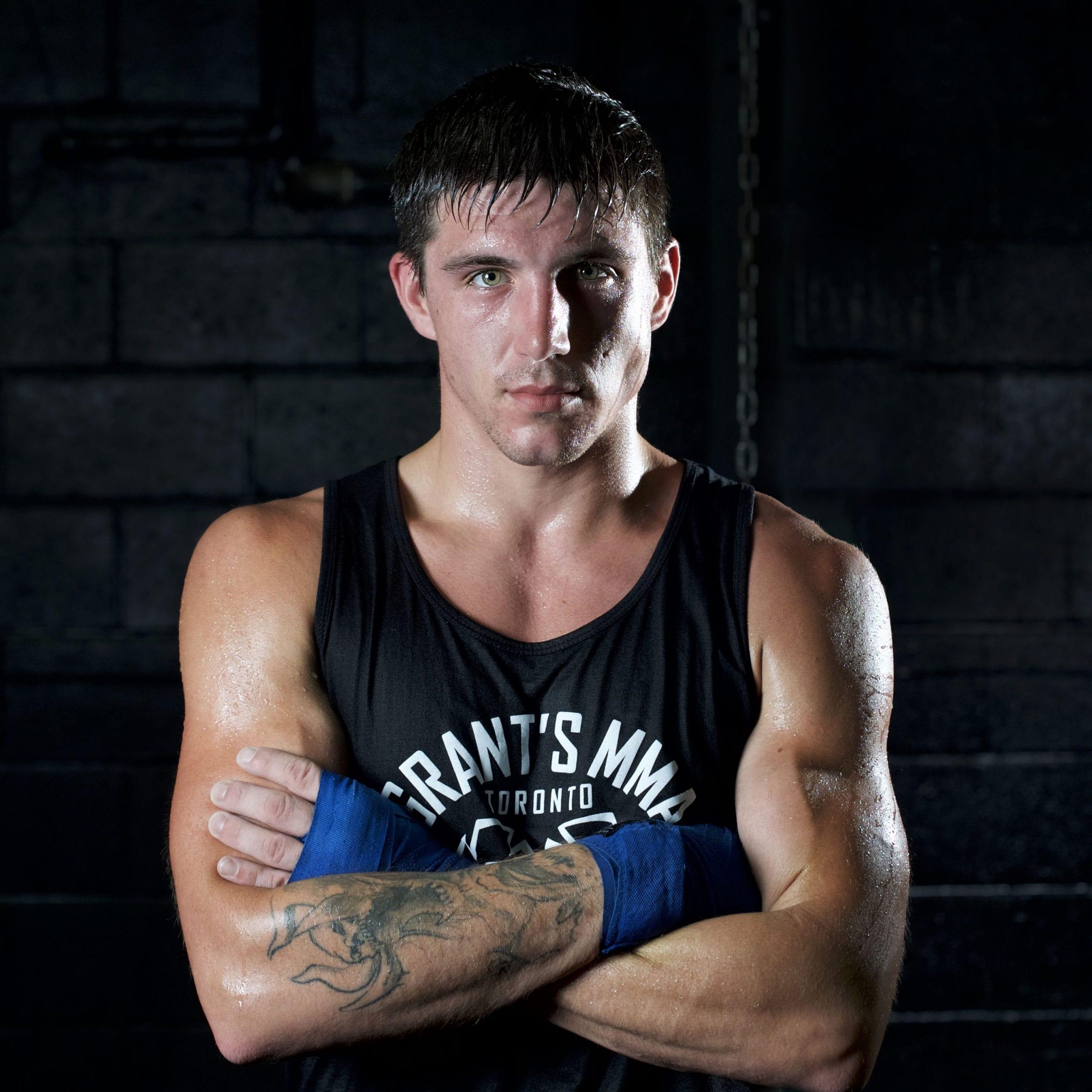 Zachary Cushing Boxing Instructor Toronto