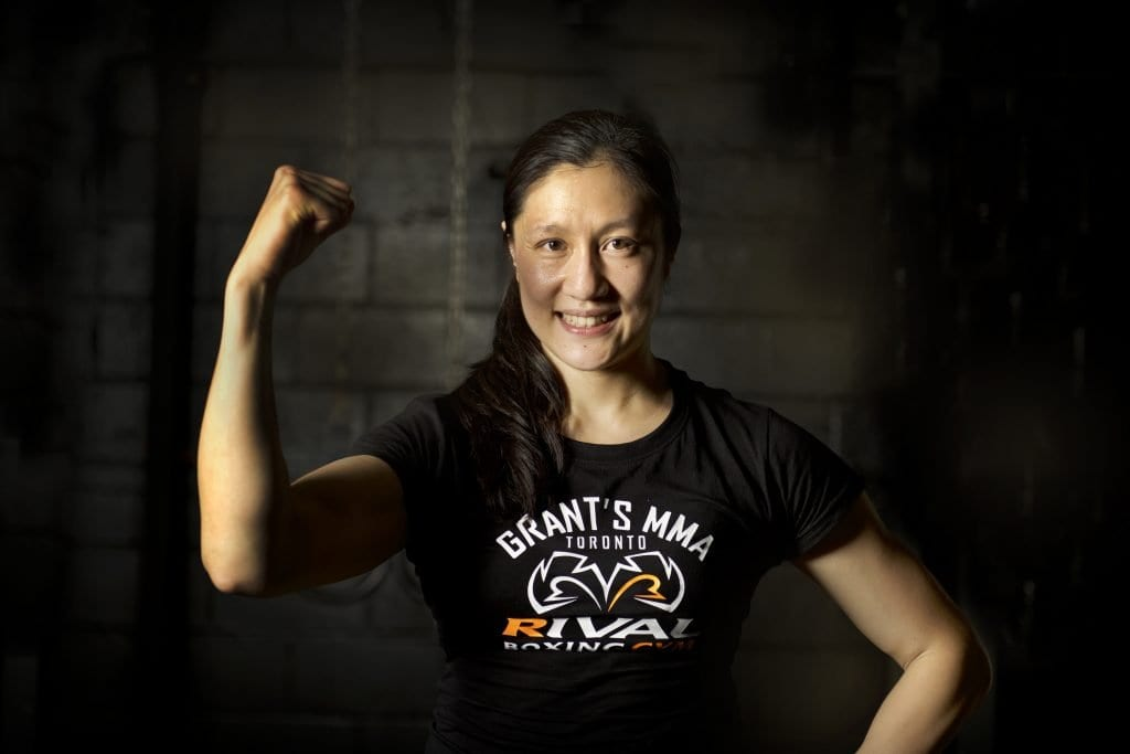 Natalie Yip Personal Trainer Boxing Muay Thai Coach