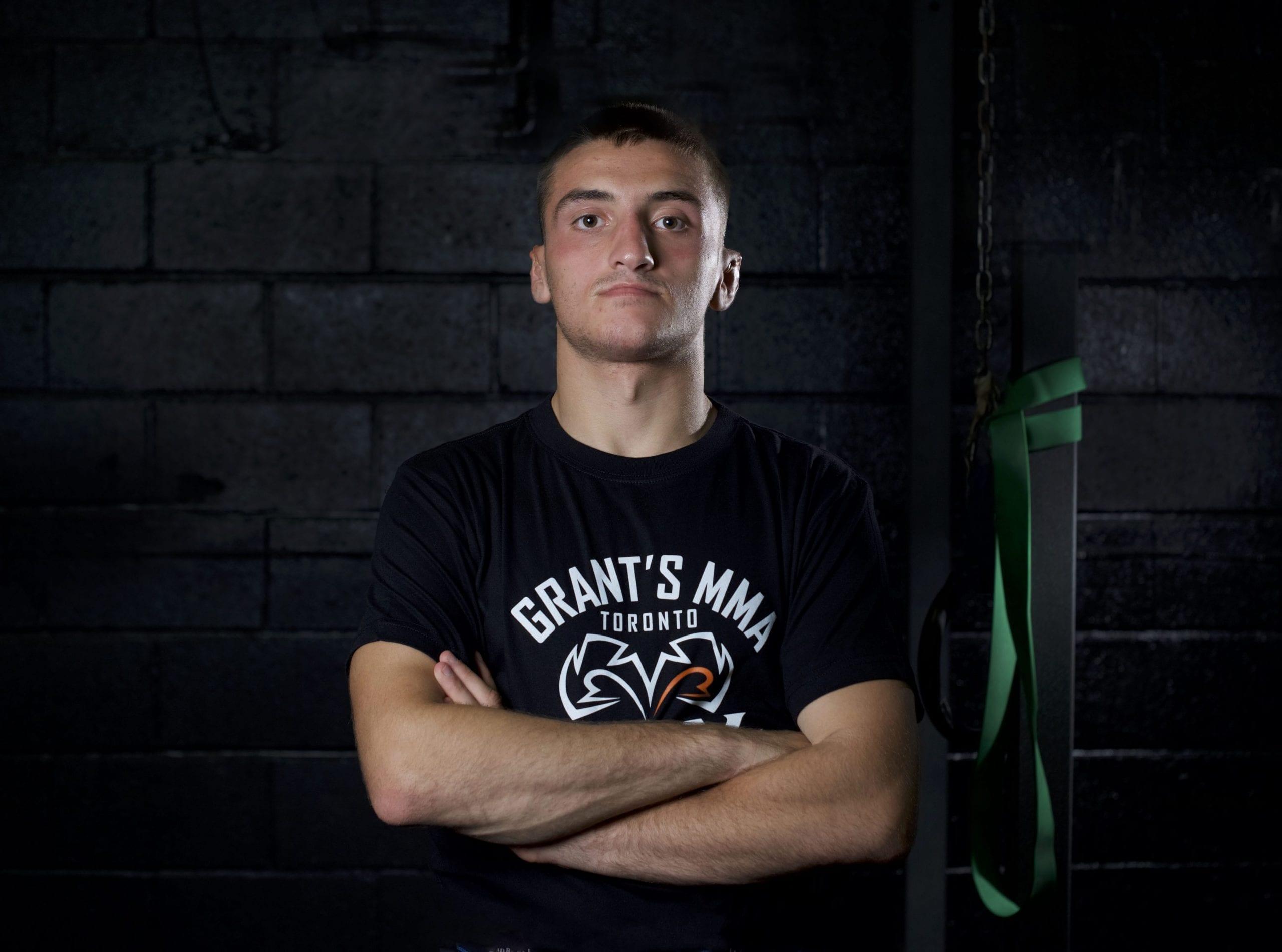 Ergus Boxing Instructor Toronto