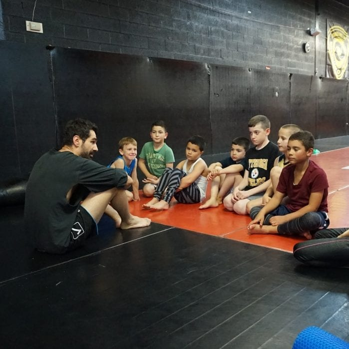 What Is The Best Martial Arts For Kids To Learn Grant S Mma