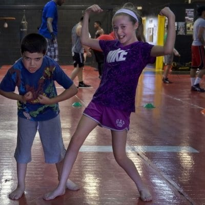 Self Defense Class For Girls