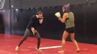 One on One Womens Boxing