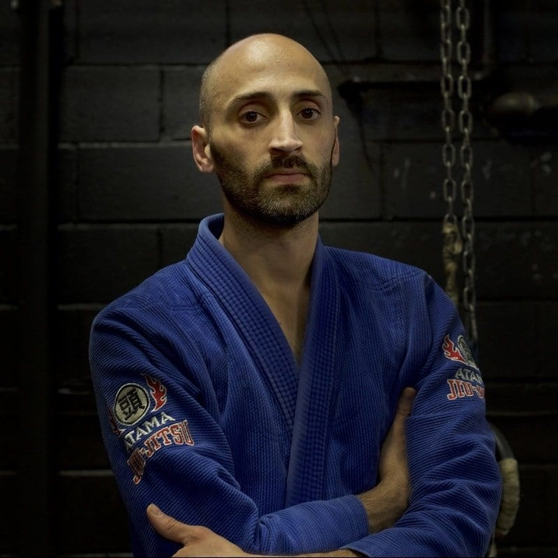 Rob Di Censo Brazilian Jiu Jitsu Instructor toronto