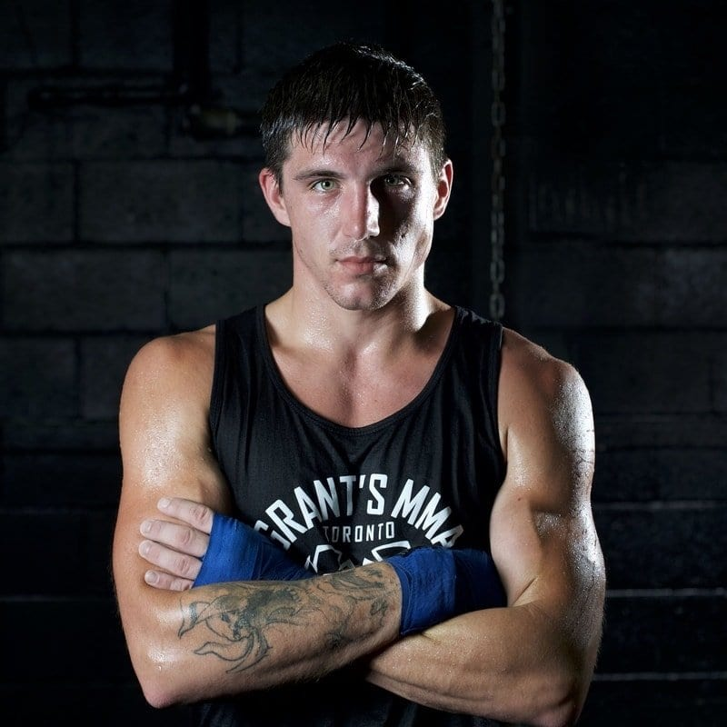 Zachary Cushing Boxing Instructor Toronto