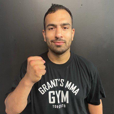 Mehdi Abiti MMA Coach
