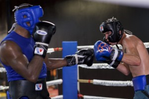 Boxing Pros Sparring