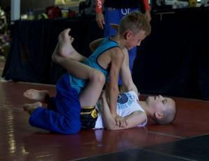 Mini Me MMA Grappling 2