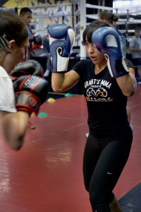 Boxing Class Workout