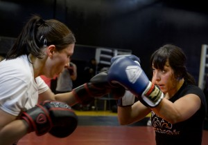 Boxing Class Exchanges