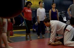 Brazilian Jiu Jitsu Learning