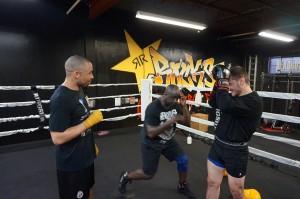 Boxing Class Coaching