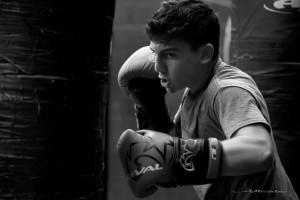 Boxing Bag Work