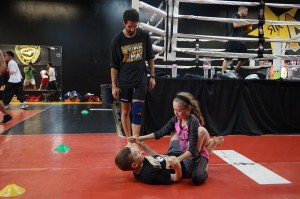 Mini Me MMA Coaching