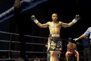 Boxing Mayron Zeferino