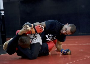 No Gi Grappling MMA