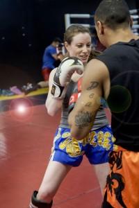 Muay Thai Class Coaching