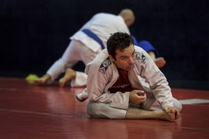 Brazilian Jiu Jitsu Stretching