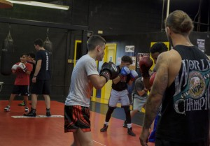 Boxing Coaching