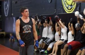Boxing Class Champion's Wall