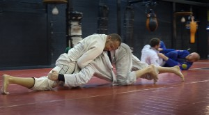 Brazilian Jiu Jitsu Class